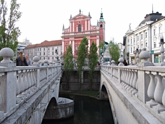 Franciscan Church of the Annunciation, Ljubljana