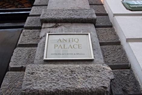 Antiq Palace Hotel & Spe, Ljubljana
