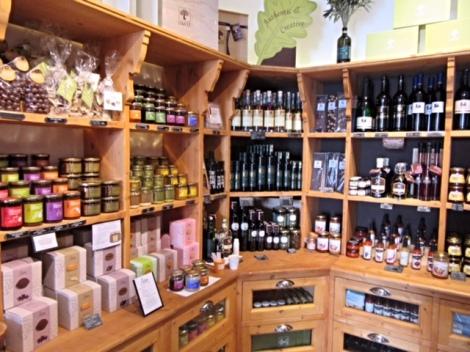 Slovenian Liqueurs in Ljubljana