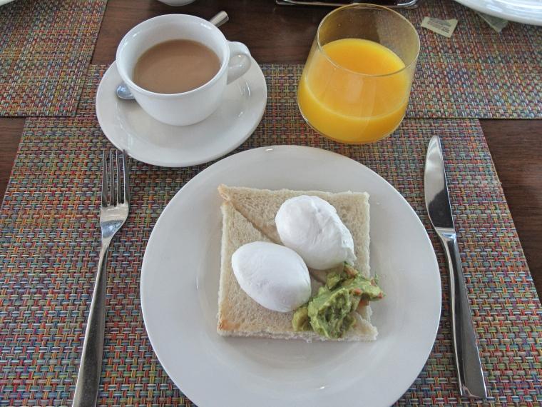 Breakfast at Taj Dubai