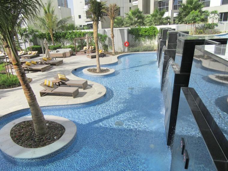 Children's Pool at Taj Dubai Hotel