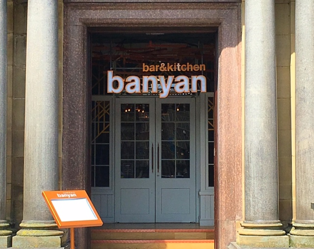 Lunch at Banyan Bar & Kitchen, Leeds