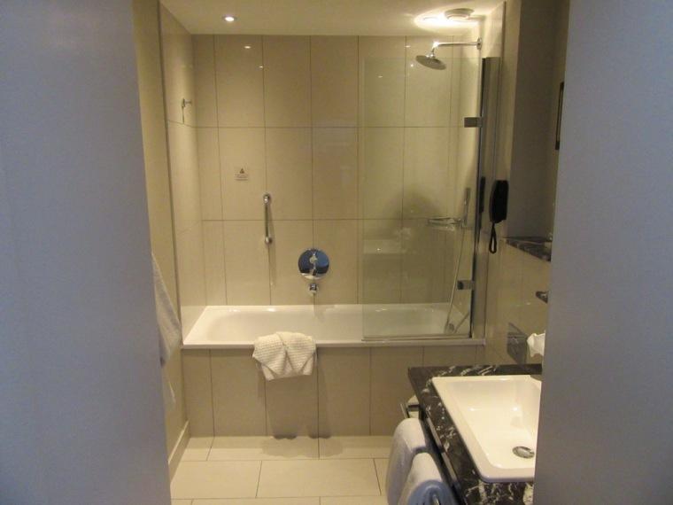 Bathroom at The Bailey's Hotel, London