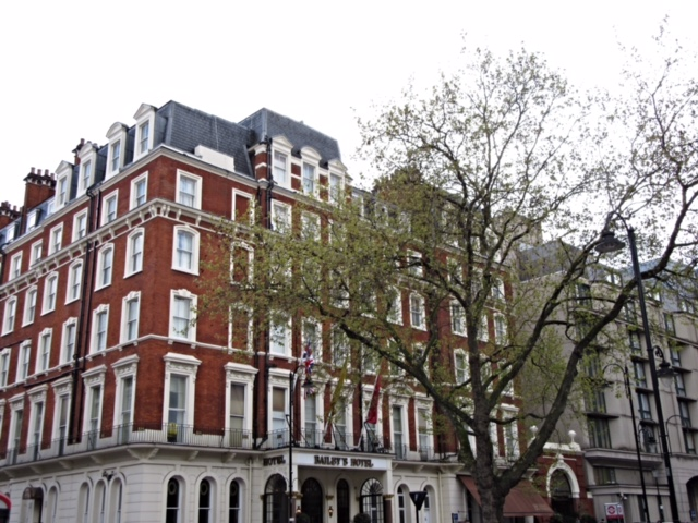 The Bailey's Hotel, London - Victorian Era Townhouse