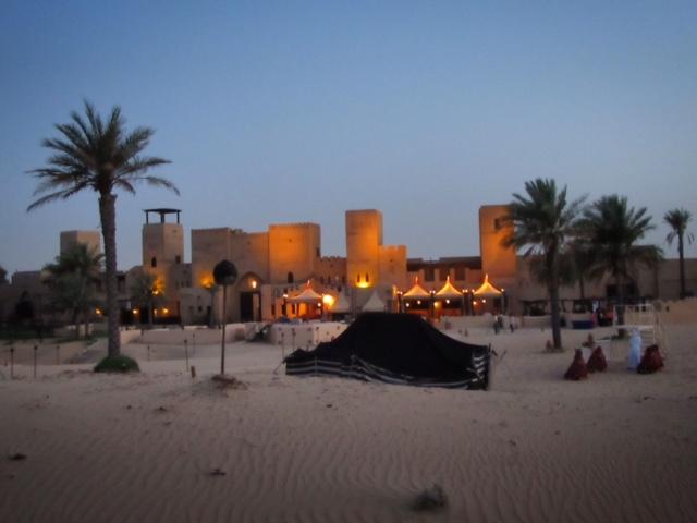 Al Sahra Resort, Dubai