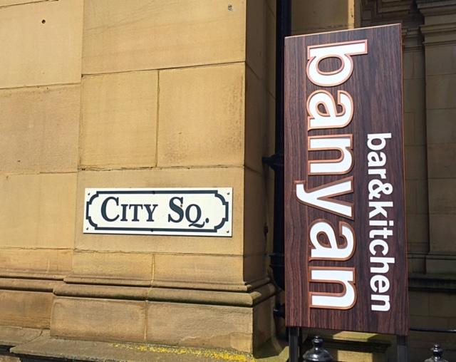 Banyan Bar & Kitchen, Leeds - City Square