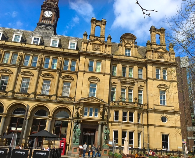 Banyan Bar & Kitchen Leeds - The Old Post Office Building
