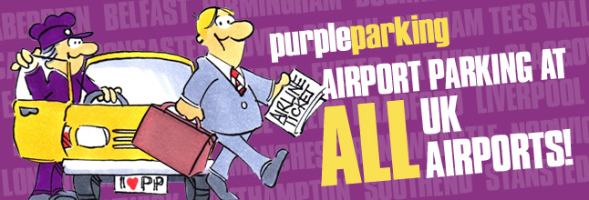 Purple Parking across the UK