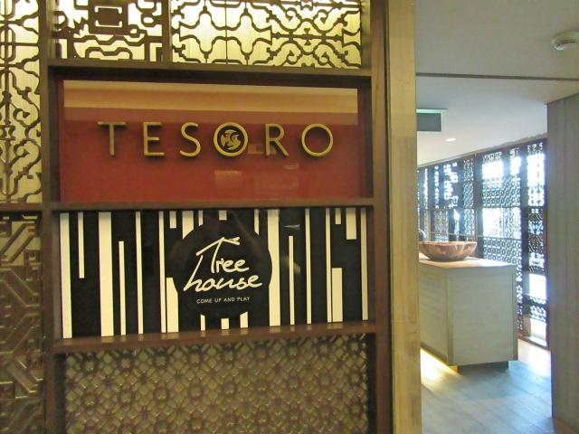 Tesoro at Taj Dubai Hotel