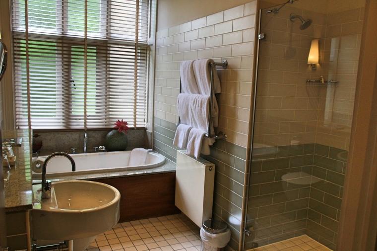 Bathroom at Jesmond Dene House