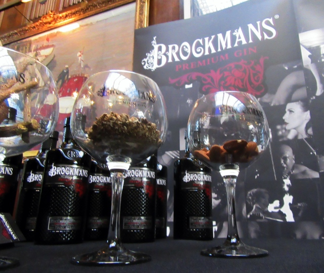 Brockmans Gin at The Gin Festival, Hull
