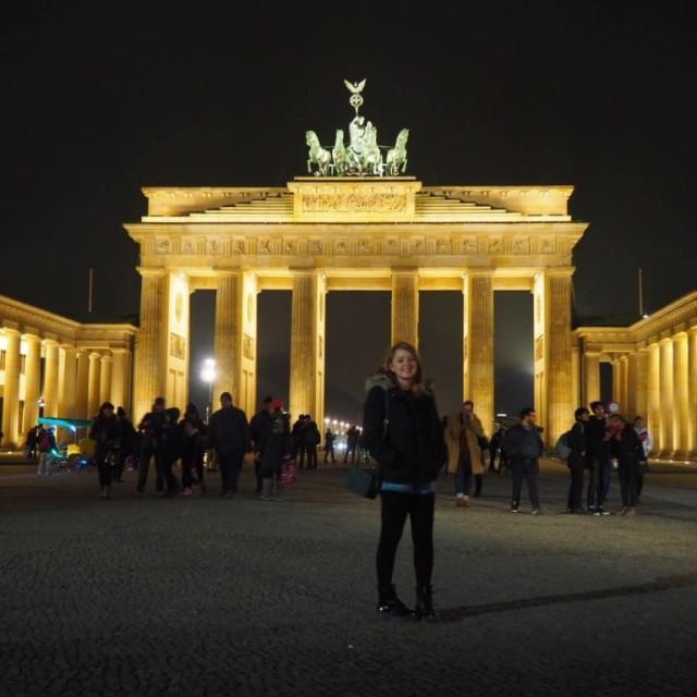 Sam from Yoko Meshi in Berlin