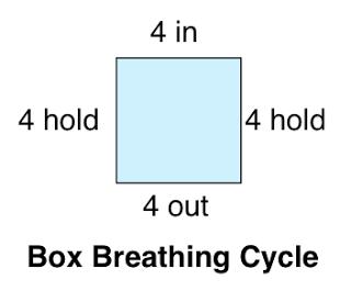 Practice Box Breathing