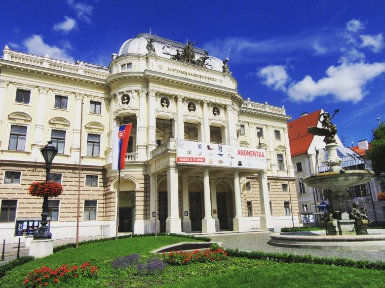 Slovak National Theatre, Bratislava