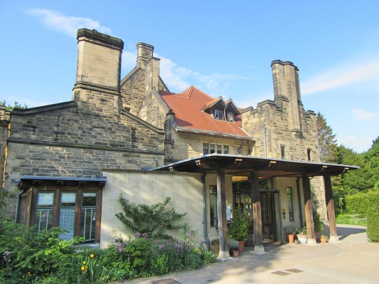 Jesmond Dene House Reception