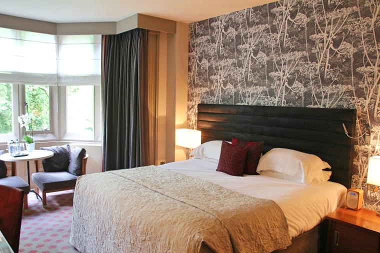 Lovely Comfortable Bed at Jesmond Dene House