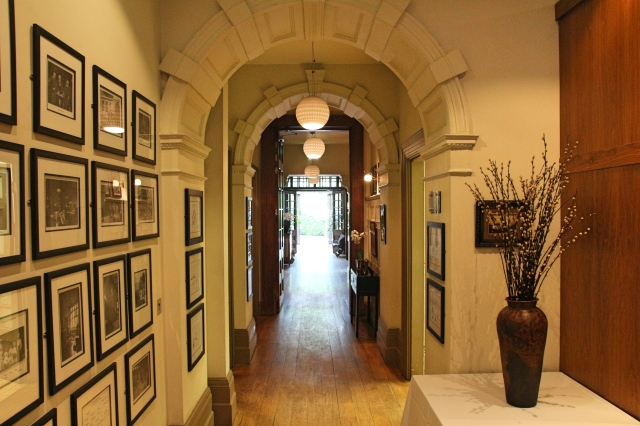 Main Hallway at Jesmond Dene House