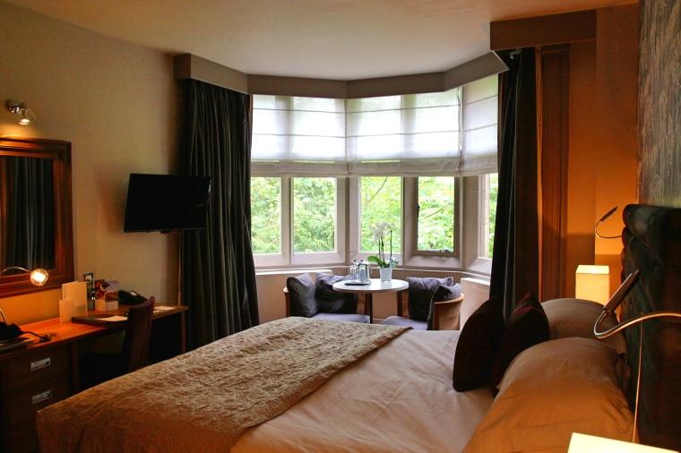 Our Room at Jesmond Dene House