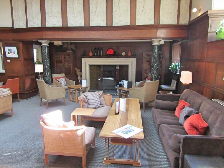 Sitting Room at Jesmond Dene House