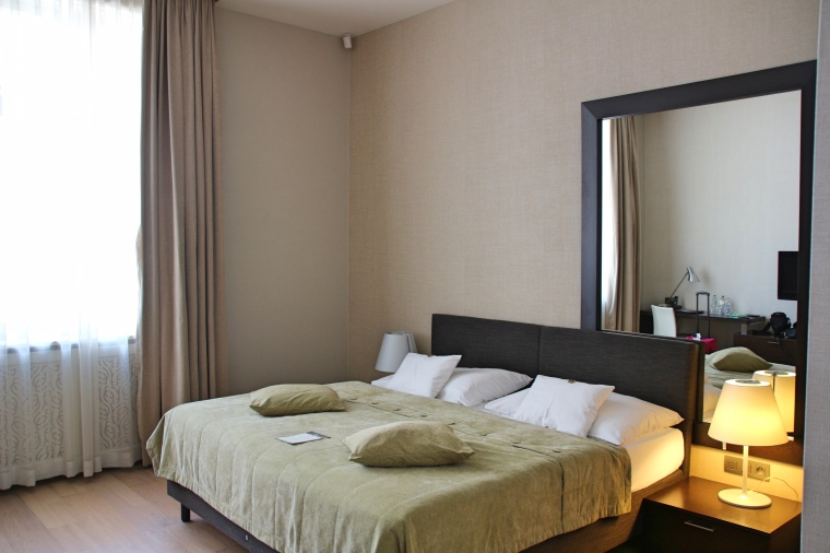 Bedroom in Duluxe Suite at Tuplip House Boutique Hotel, Bratislava