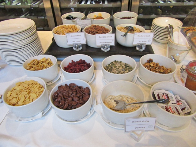 Breakfast Buffet at Tulip House Boutique Hotel, Bratislava