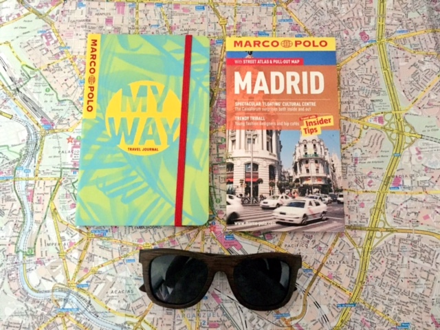 Planning my next trip to Madrid with Marco Polo Guides