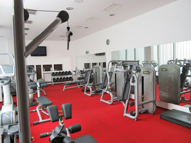 Gym at Tulip House Boutique Hotel, Bratislava