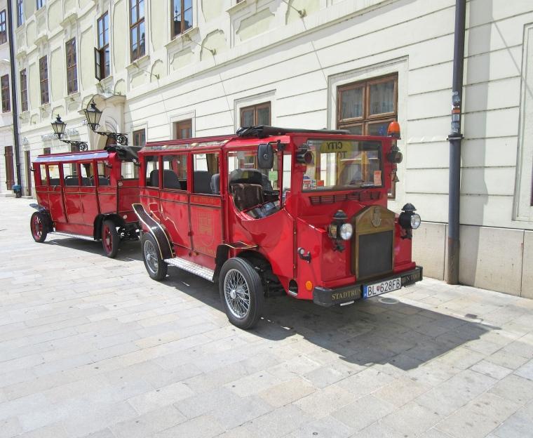 Hop on Hop off Buses around Bratislava