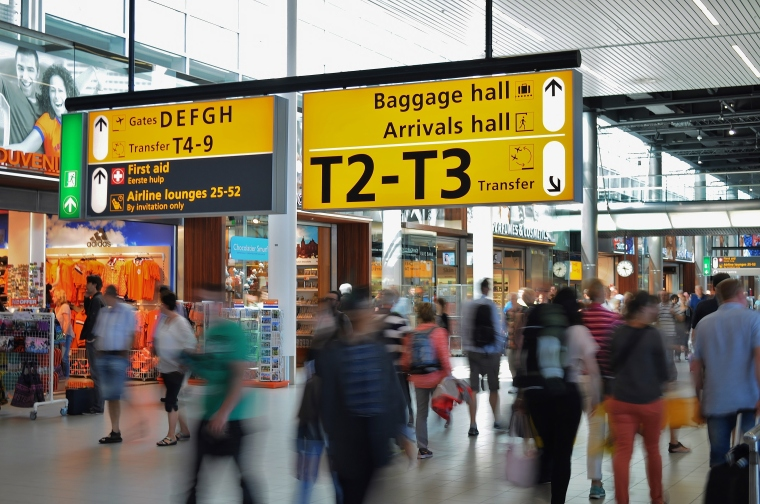 Don't forget your Travel Toiletries when only taking hand luggage