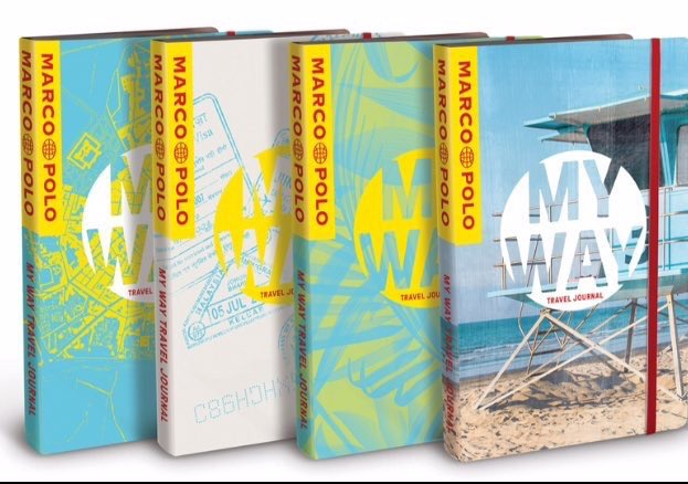 Win your own Marco Polo Travel Journal!
