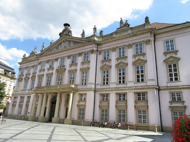 Primates' Palace, Bratislava