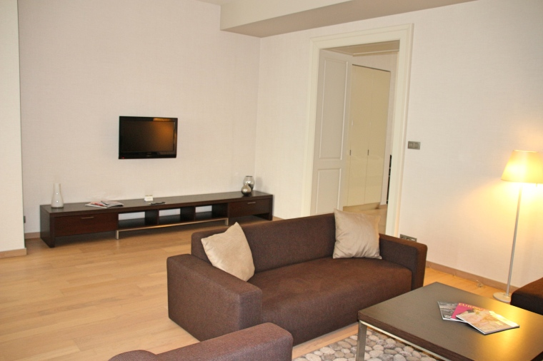 Seating area in deluxe suite at Tulip House Boutique Hotel, Bratislava