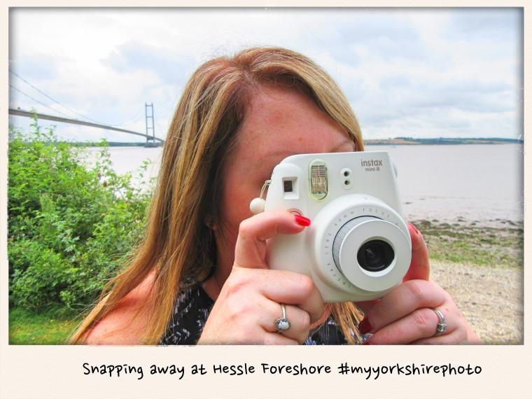 Snapping Away at Hessle Foreshore #myyorkshirephoto