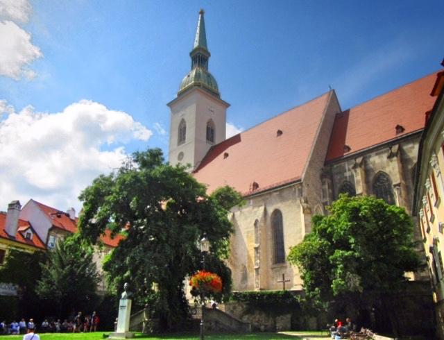 St Martin's Cathedral, Bratislava