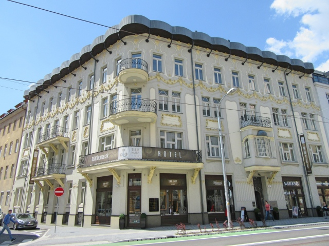 Tulip House Boutique Hotel, Bratislava