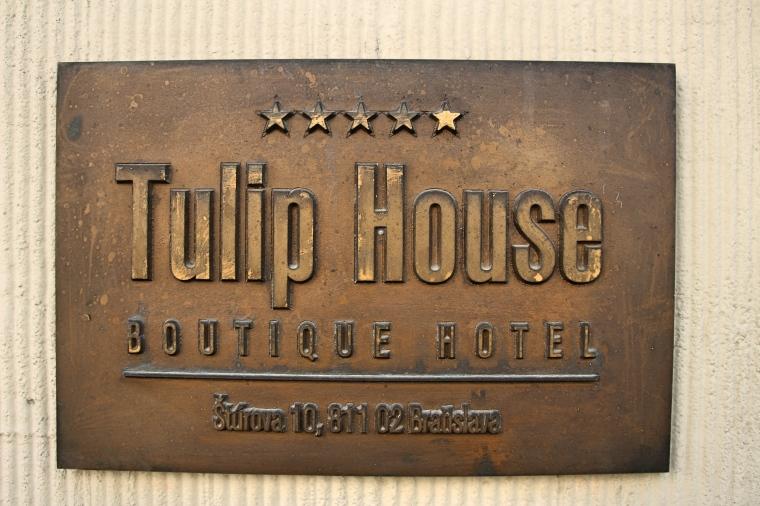 Tulip House Boutique House Hotel a 5 Star Hotel in Bratislava