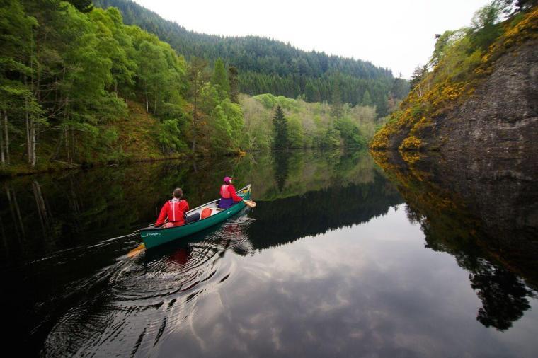 A sanctuary of calm in Scotland