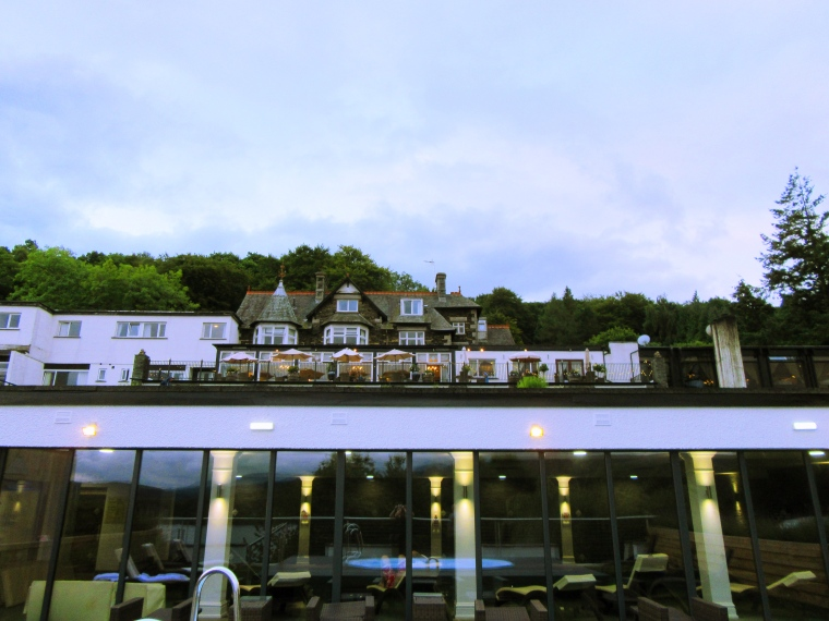 Back of Beech Hill Hotel & Spa