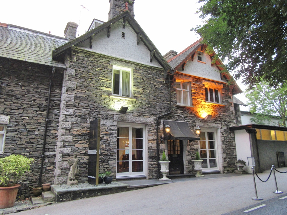Beech Hill Hotel & Spa Frontage
