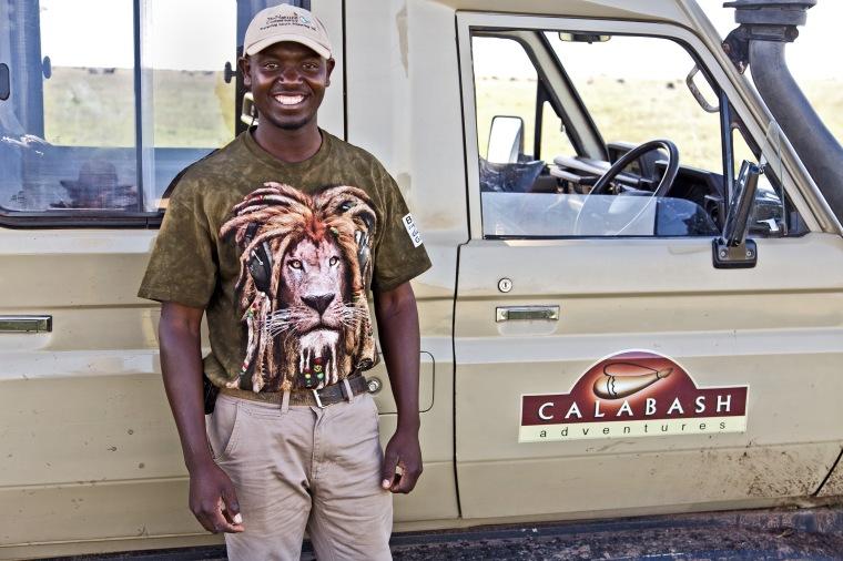 Calabash Car and Driver