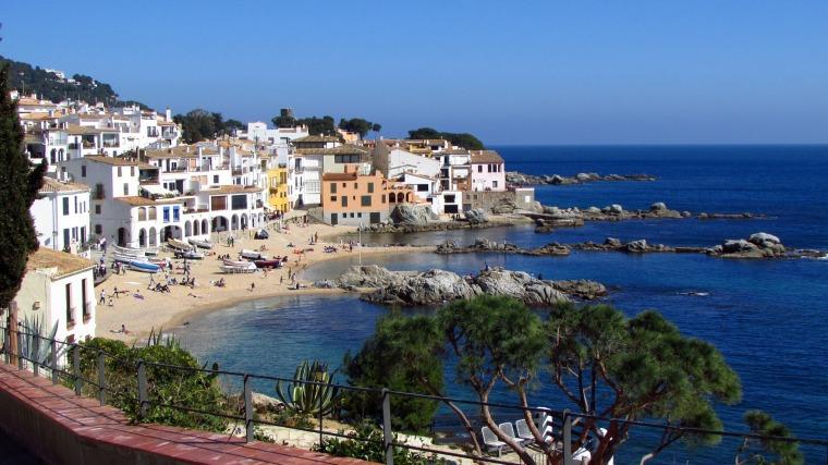Calella, Catalonia