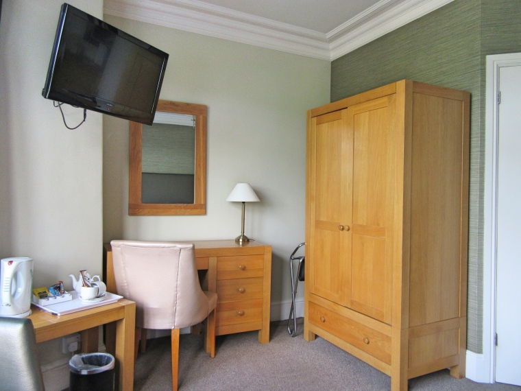 Facilities in Room 73, Beech Hill Hotel & Spa