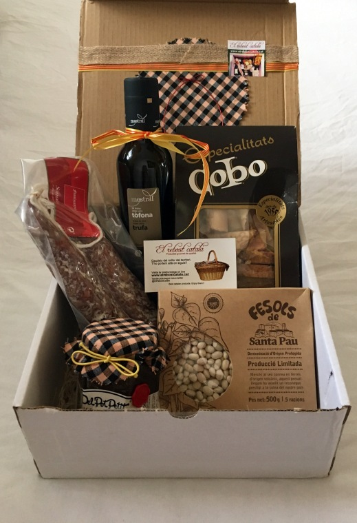 Catalonia Hamper