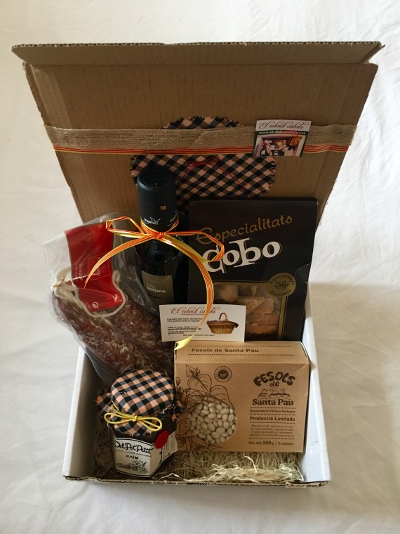 Would you like to win your own Catalonian Hamper?