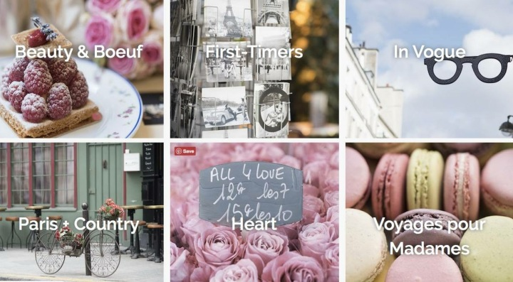 Girls Guide To Paris