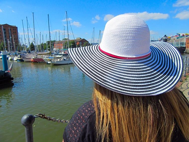 Barcelona Hat from Pia Rossini