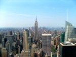 New York - from 'Top of The Rock'