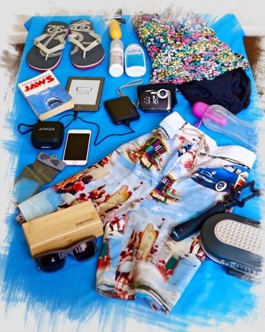 Summer Beach Essentials 2016