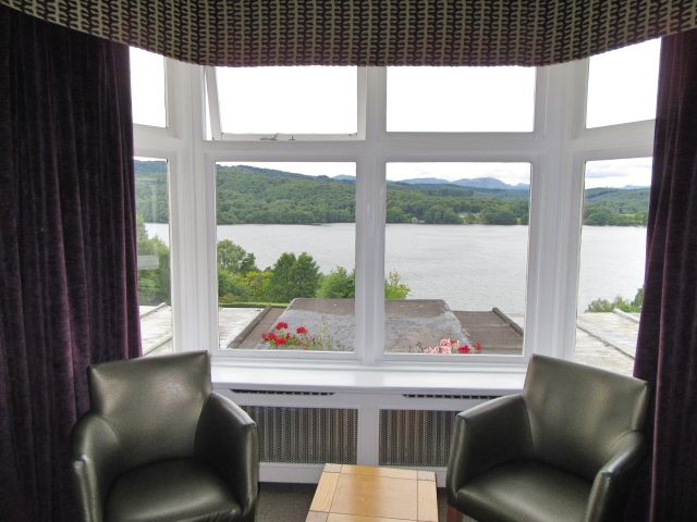 Views over Lake Windermere from Room 73, Beech Hill Hotel & Spa