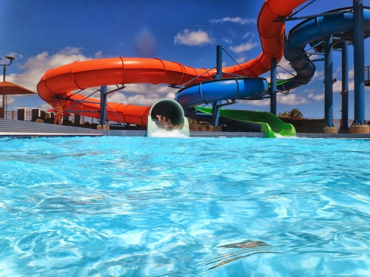Numerous Waterparks in Catalonia
